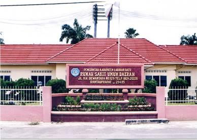 Rumah Sakit Umum Daerah Rantau Prapat