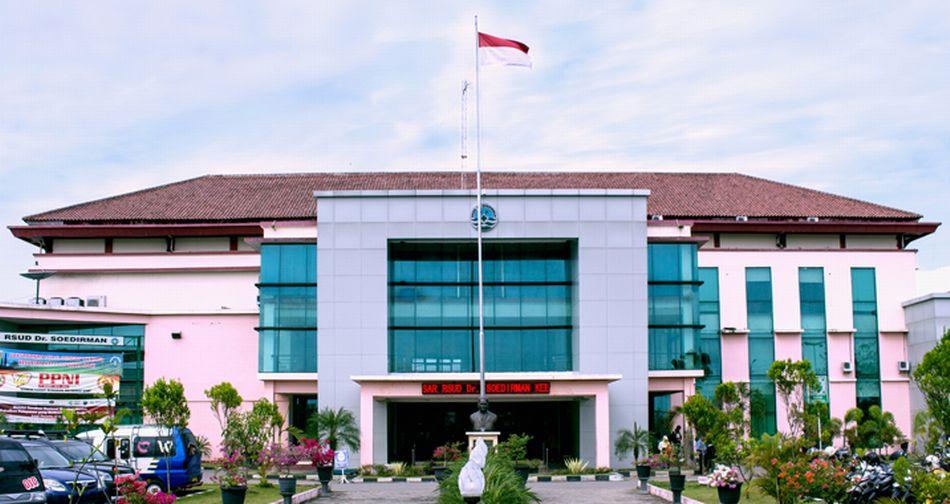 Rumah Sakit Umum Daerah Dr. Soedirman Kebumen