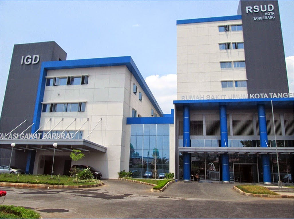 Rumah Sakit Umum Daerah Kota Tangerang