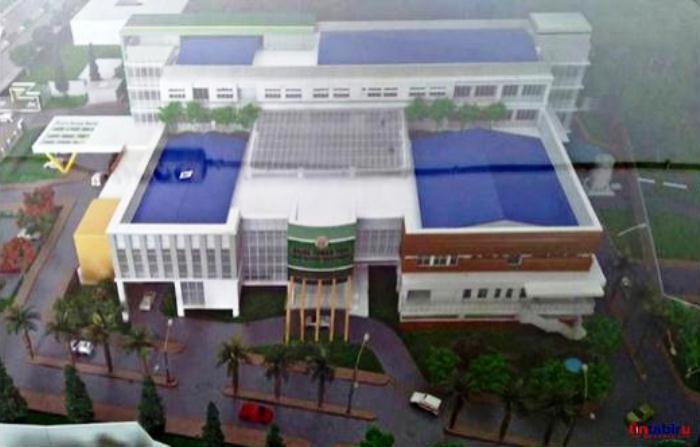 Rumah Sakit Paru Kabupaten Karawang