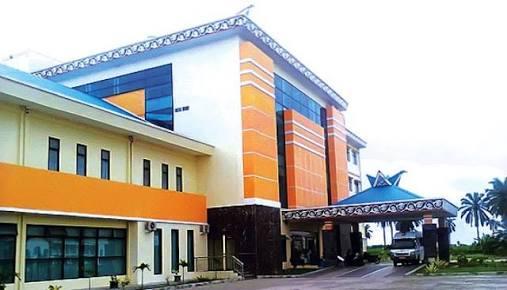 Rumah Sakit Umum Daerah Perdagangan