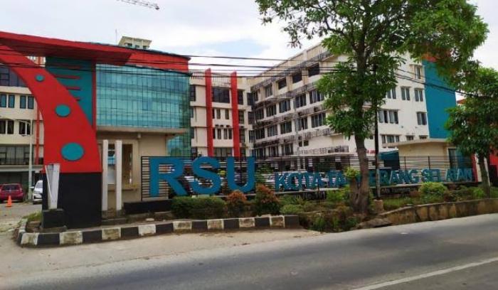 Rumah Sakit Umum Daerah Tangerang Selatan