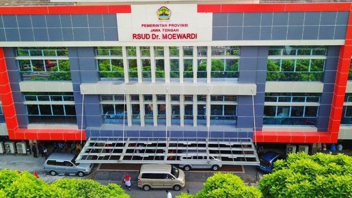 Rumah Sakit Umum Daerah (RSUD) Dr. Moewardi Surakarta